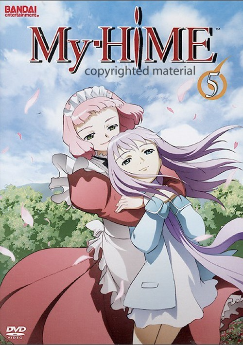 My-HiME: Volume 5 Movie