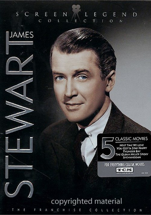 James Stewart: Screen Legend Collection Movie