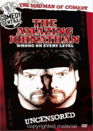 Amazing Johnathan, The: Wrong On Every Level - Uncensored Movie
