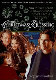 Christmas Blessing, The Movie