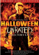 Halloween: Unrated Directors Cut Movie
