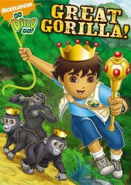 Go Diego Go!: Great Gorilla! Movie