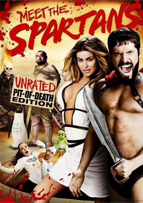 Meet The Spartans: Unrated Pit Of Death Edition Movie
