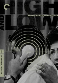 High And Low: The Criterion Collection (2 Disc Edition) Movie