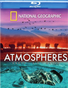 National Geographic: Atmospheres - Earth Air Water Blu-ray