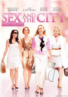 Sex And The City: The Movie (Fullscreen) Movie