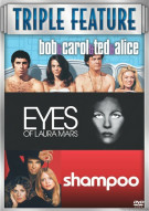 Bob & Carol & Ted & Alice / Shampoo / Eyes Of Laura Mars (3 Pack) Movie