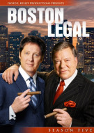 Boston Legal: Season Five Movie