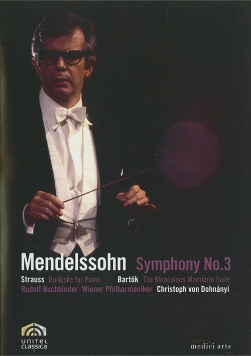 Mendelssohn: Symphony No. 3 Movie