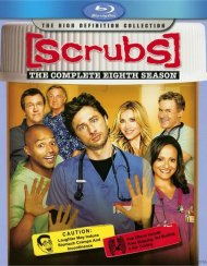 Scrubs: The Complete Eighth Season Blu-ray