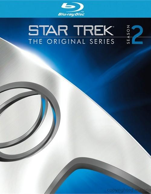 Star Trek: The Original Series - Season 2 Blu-ray