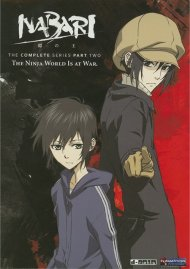 Nabari No Ou: The Complete Series - Part Two Movie