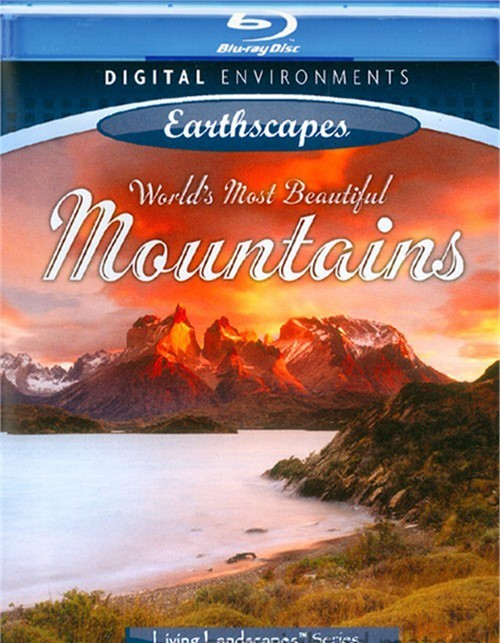 Worlds Most Beautiful Mountains Blu-ray
