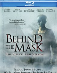 Behind The Mask: The Rise Of Leslie Vernon Blu-ray