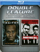Traitor / Righteous Kill (Double Feature) Blu-ray