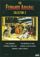 Fernando Arrabal Collection 2, The Movie