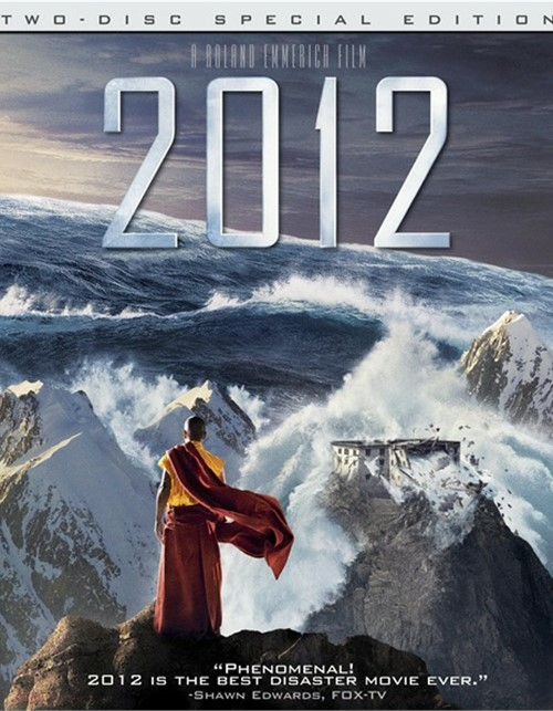 2012: Two Disc Special Edition Blu-ray
