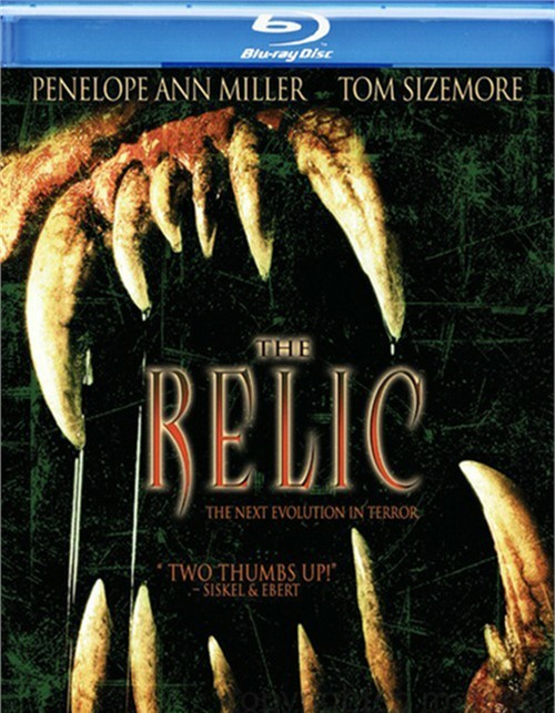 Relic, The Blu-ray