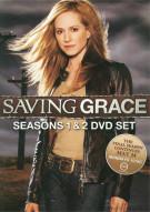 Saving Grace: Seasons 1 & 2 DVD Set Movie