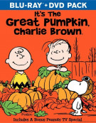 Its The Great Pumpkin, Charlie Brown Blu-ray