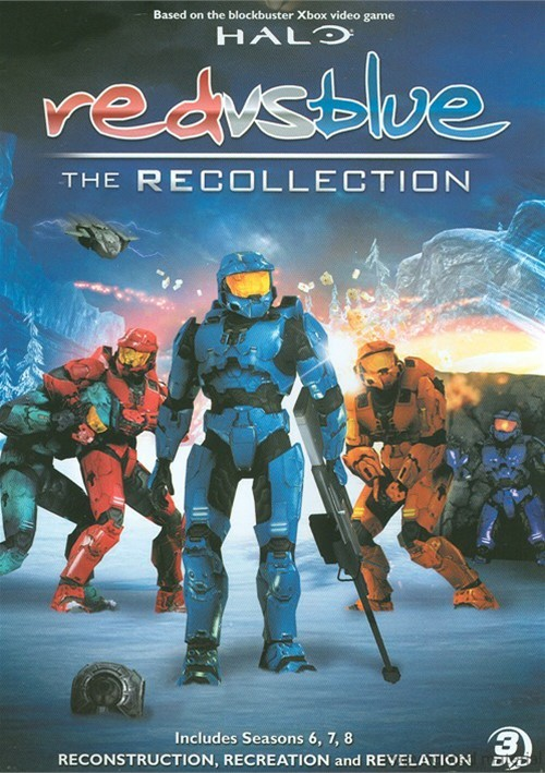 Red Vs. Blue: The Recollection Collection Movie