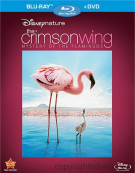 Crimson Wing, The: Mystery Of The Flamingos (Blu-ray + DVD Combo) Blu-ray