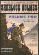 Sherlock Holmes: The Archive Collection - Volume Two Movie