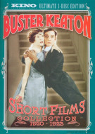 Buster Keaton: The Short Films Collection - 1920-1923 Movie