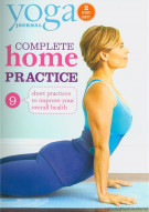 Yoga Journal: Complete Home Practice Movie