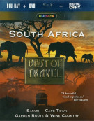Best Of Travel: South Africa (Blu-ray + DVD + Digital Copy) Blu-ray