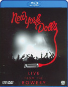 New York Dolls: Live At The Bowery Blu-ray