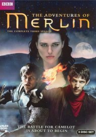 Merlin: The Complete Third Season Movie