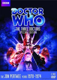 Doctor Who: The Three Doctors - Special Edition Movie