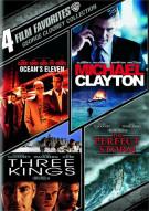4 Film Favorites: George Clooney Collection Movie
