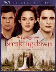 Twilight Saga, The: Breaking Dawn - Part 1 - Special Edition Blu-ray