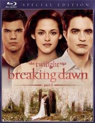 Twilight Saga, The: Breaking Dawn - Part 1 - Special Edition Blu-ray