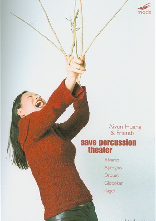 Aiyun Huangs Save Percussion Theater Movie