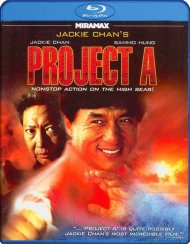 Jackie Chans Project A Blu-ray