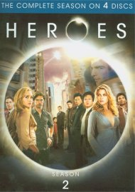 Heroes: Season 2 (Repackage) Movie