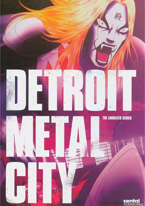 Detroit Metal City: The Complete Collection Movie