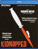 Kidnapped: Remastered Edition Blu-ray