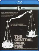 Central Park Five, The Blu-ray