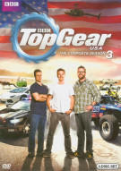 Top Gear USA: The Complete Third Season Movie