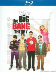 Big Bang Theory, The: The Complete Second Season Blu-ray