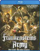 Frankensteins Army Blu-ray
