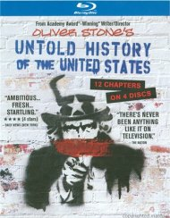 Untold History Of The United States, The Blu-ray