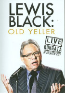 Lewis Black: Old Yeller - Live At The Borgata Movie