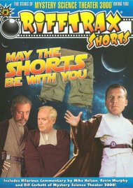 RiffTrax Shorts: May The Shorts Be With You Movie