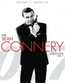 007: The Sean Connery Collection - Volume 1 (Blu-ray + UltraViolet)  Blu-ray