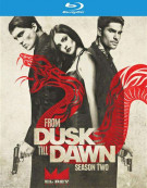 From Dusk Til Dawn: Season Two Blu-ray